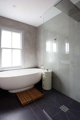حمام تنفيذ Gr8 Interiors