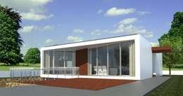 房子 by André Terleira - Arquitectura e Construção