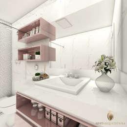 Baños de estilo  por iost arquitetura
