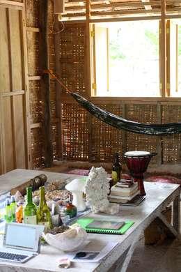 a look inside an effortlessly cool surf shack in siargao