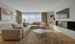 modern Living room by MOYO Concept