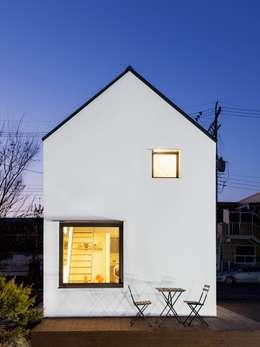 modern Houses by 픽셀 하우스 Pixel Haus