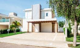 modern Houses by Aresto Arquitetura