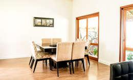 modern Dining room by Aresto Arquitetura