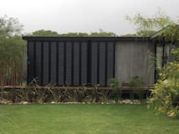 Casas de estilo minimalista por Development Architectural group