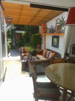terraza: Terrazas de estilo  por Spazio3Design