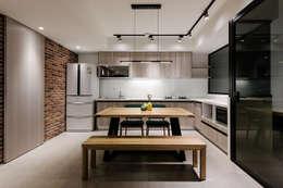 Dapur by 隹設計 ZHUI Design Studio