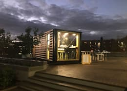 Projekty,  Bary i kluby zaprojektowane przez A4AC Architects