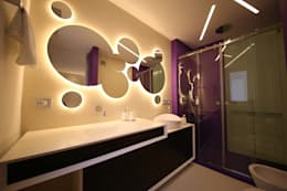 modern Bathroom by Studio di Segni