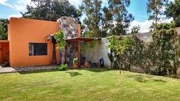 Equilibrio entre naturaleza y construcción: Jardines de estilo ecléctico por Alberto M. Saavedra