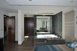 Phòng ngủ by ANTARA DISEÑO Y CONSTRUCCIÓN SA DE CV