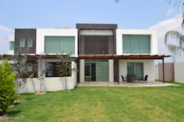 บ้านและที่อยู่อาศัย by ANTARA DISEÑO Y CONSTRUCCIÓN SA DE CV