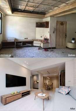 三重王宅:   by 隹設計 ZHUI Design Studio