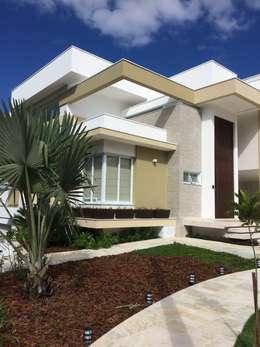 9 ideias para renovar a fachada de casa for Renovar fachada de casa