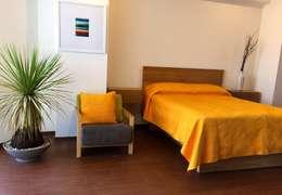 eclectic Bedroom by Clorofilia