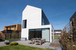 منازل تنفيذ 8A Architecten