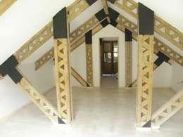 CASA ISABEL RAIES R.- PELEQUÉN: Dormitorios de estilo minimalista por Dušan Marinković - Arquitectura