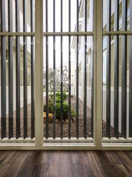 北緯23.5度 23.5 Degrees North of the Equator: 花園 by Glocal Architecture Office (G.A.O) 吳宗憲建築師事務所/安藤國際室內裝修工程有限公司