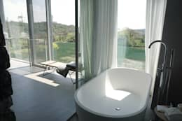 청수리아파트 건축 사진: 이룩(2LOOK)의  화장실