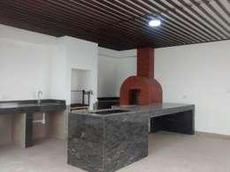 Patios by Mevisa Construcciones