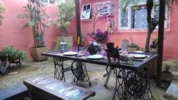 Projekty,  Ogród zaprojektowane przez Filhas do Ar