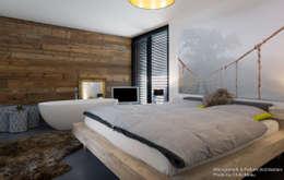 Спальни в . Автор – Chibi Moku