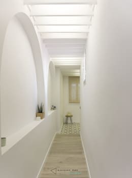 Ingresso & Corridoio in stile  di emmme studio