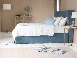 modern Bedroom تنفيذ Loaf