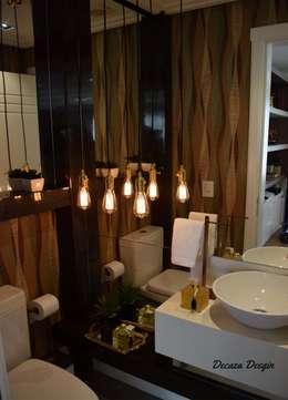 Baños de estilo  por DecaZa Design