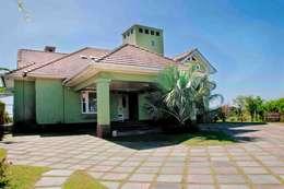 房子 by CABRAL Arquitetos