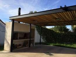 Casas de estilo minimalista de Development Architectural group