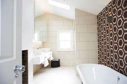 Projekty,  Łazienka zaprojektowane przez Finkernagel Ross GmbH