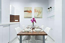 Comedores de estilo minimalista por PL Architecture