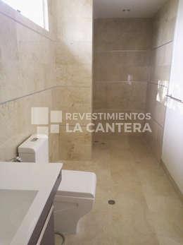 modern Bathroom by Revestimientos La Cantera c.a.