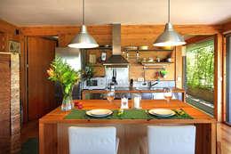 Кухонные блоки в . Автор – Rusticasa