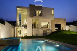 Palmares: Casas de estilo moderno por Álzar