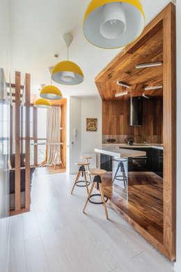 Projekty,  Kuchnia zaprojektowane przez ADesign