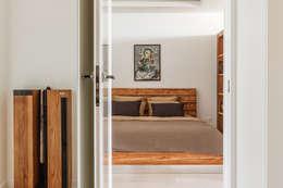 Projekty,  Sypialnia zaprojektowane przez ADesign