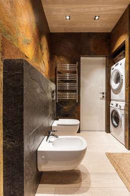 Projekty,  Łazienka zaprojektowane przez ADesign