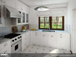 classic Kitchen by Biuro Projektów MTM Styl - domywstylu.pl