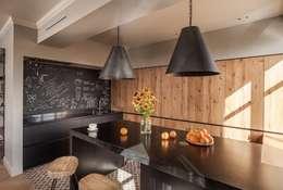 Cocinas de estilo industrial por Hampstead Design Hub