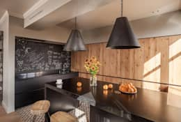 Dapur by Hampstead Design Hub