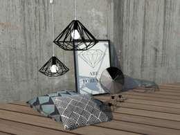 Decoración :  de estilo  por Naromi  Design