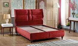 YILDIZ MOBİLYA – Volden Baza: modern tarz Yatak Odası