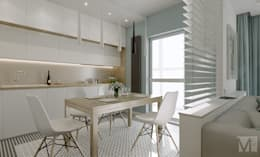 廚房 by M5 studio