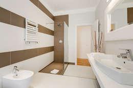moderne Badkamer door Luca Tranquilli - Fotografo