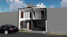 Casas de estilo moderno por Studio Arch'D Arquitectos