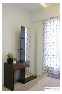 Kids Bed: modern Dressing room by Akruti Interiors Pune