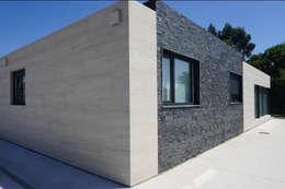 Дома в . Автор – Casas Cube