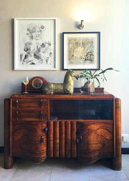 Herbert Baker Residence:  Artwork by Full Circle Design